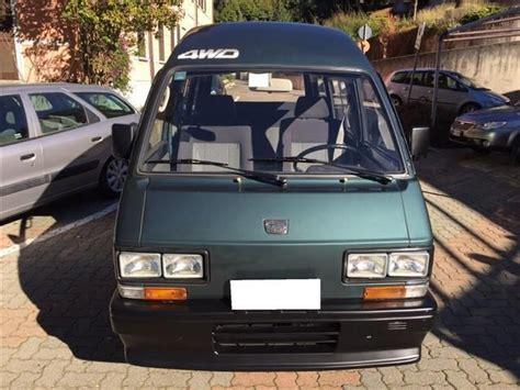 subaru libero for sale sold subaru libero e124wd 6 posti used cars for sale