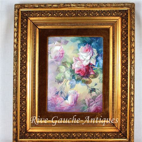 Home Decorators Location by Museum Quality Masterpiece Limoges France Stunning Plaque