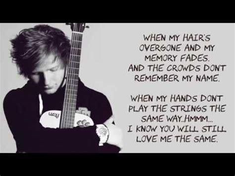 download mp3 ed sheeran loud ed sheeran thinking out loud lyrics with music youtube