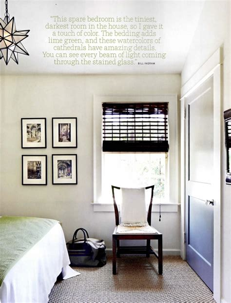 bill ingram design featured in house beautiful wall color benjamin white