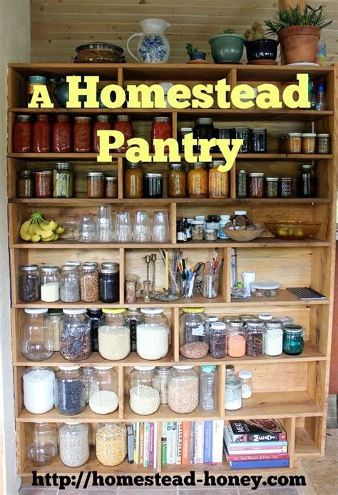 pantry house a custom built homestead pantry for our tiny house