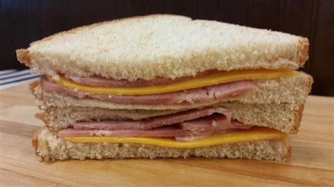 Ham Cheese Sub Sandwich | kid ham cheese sandwich urban picnic