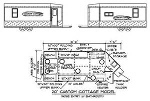 Fish House Floor Plans Custom Cottages Inc Mobile Shelter Design For Ice