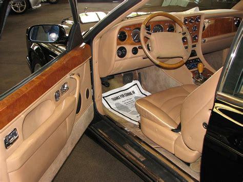 bentley 2000 interior 2000 bentley continental r millenium coupe 170820