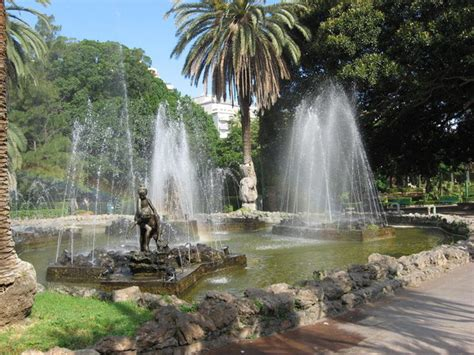 giardino inglese giardino inglese a palermo parco itinerari turismo