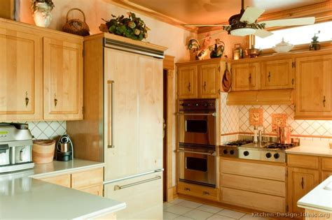 kitchen paneling ideas pictures of kitchens traditional light wood kitchen