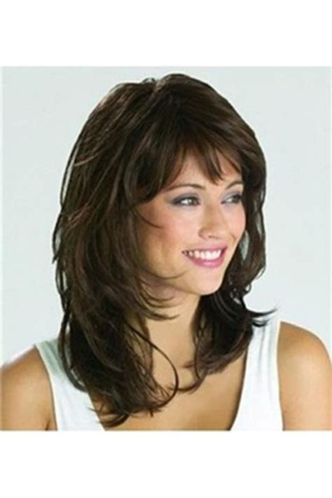 medium to long hairstyles for women over 30 1000 ideas about medium length layered hairstyles on