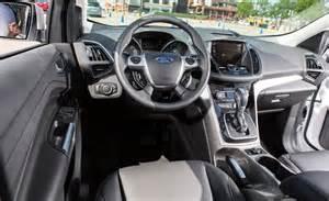2013 Ford Escape Interior Car And Driver