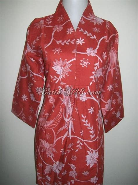 design batik wanita model baju batik kantor wanita modern auto design tech