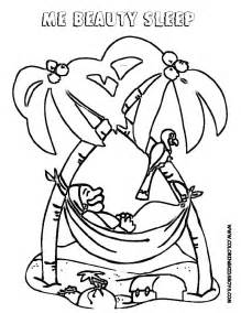 Pirate Coloring Pages 02 sketch template