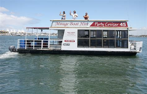 party boat hire gold coast boat charters gold coast mirage cruiser party cruises
