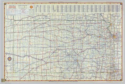 kansas road map kansas highway map kelloggrealtyinc