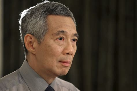 Singapore Address Lookup Singapore Prime Minister Hsien Loong Speaks Exclusively With Time Time
