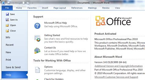 Can You Microsoft Office Microsoft Office 2010 Service Pack 1 Free