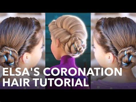 tutorial rambut elsa frozen 7 inspirasi gaya rambut untuk anak anak baby care