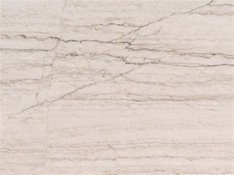 Marble Kitchen Design white macaubas quartzite slab
