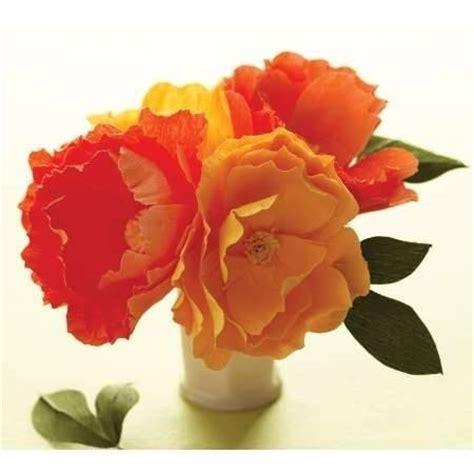 fiori di carta crespa fai da te fiori di carta crespa fai da te fiori di carta