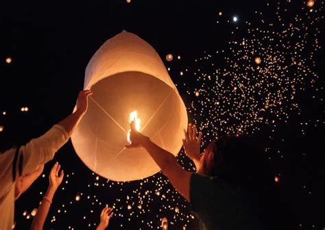 Make A Flying Paper Lantern - how to make flying lanterns hapari