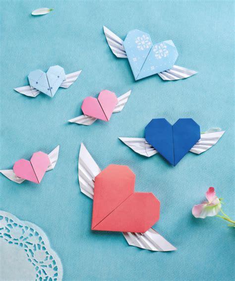 Fold Paper Hearts - homemaker magazine forum baking free downloads