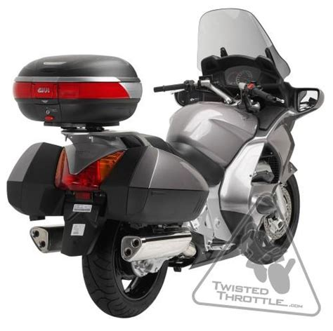 Givi E52 Box Motor Matt Black givi top box honda st1300