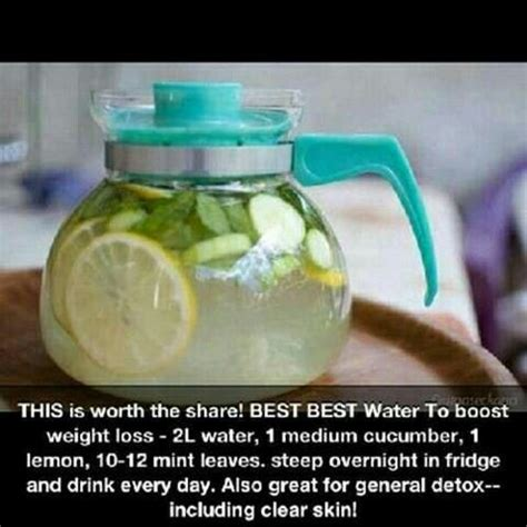 Best Detox Tea For Water Retention by Detox Weight Loss Water Diet