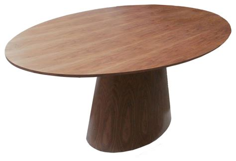 Oval Walnut Dining Table Otago Oval Dining Table Walnut Dining Tables By Beyond Stores