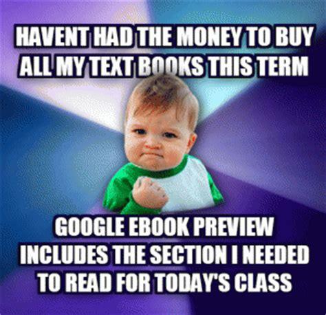 Buy All The Books Meme - college meme kappit