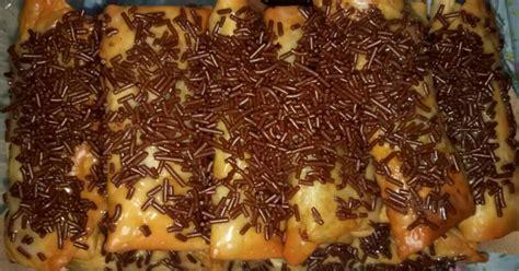 resep pisang kriyuk topping coklat oleh hla cookpad