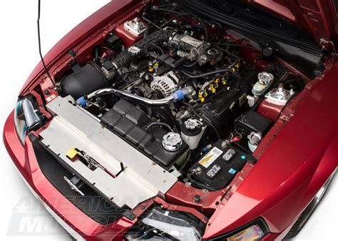 The Ideal Compression For The 1999 2004 Mustang Gt