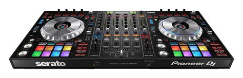 dj console pioneer pioneer dj announces the new ddj sz2 pioneer dj