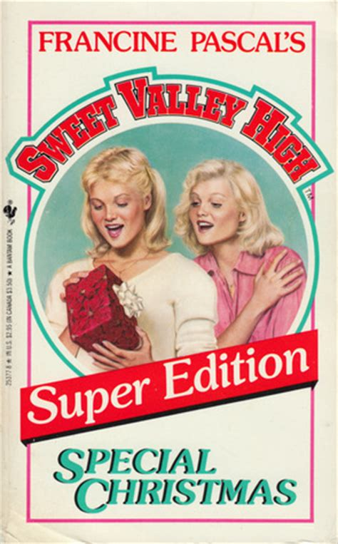 Francine Pascal Sweet Valley High 76 Miss Sweet Valley special sweet valley high edition 2 by francine pascal reviews discussion
