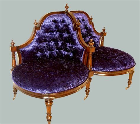 victorian armchair for sale one of a kind double victorian style study chairs for sale