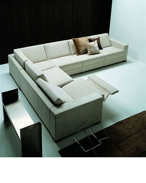 Small Sectional Sofa With Recliner Small Sectional Recliner Sofa Sofas Futons Small Sectional Recliner And
