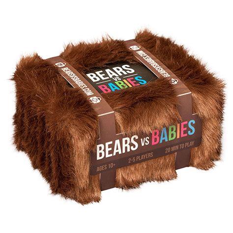 Bears Vs Babies Nsfw Expansion bears vs babies thinkgeek