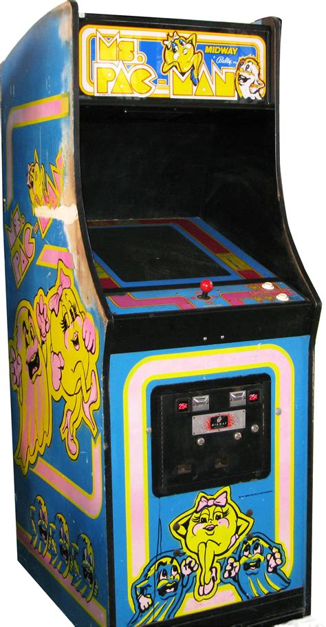 ms pacman arcade cabinet file mspacmancabinet png wikimedia commons