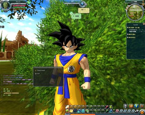 download game dragon ball online mod dragonball online past goku by fathernightroad13 on deviantart