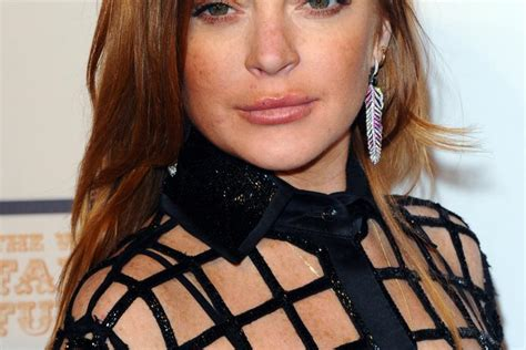 Lindsay Lohan Encouraged To Run For Government by Lindsay Lohan Announces She S Running For President In