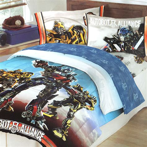 Transformers Bedding Set This Item Is No Longer Available