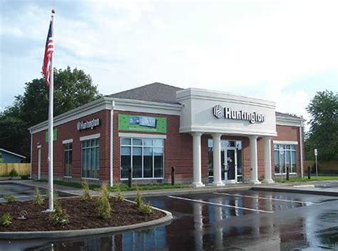Huntington Bank Branches Keystone Construction And