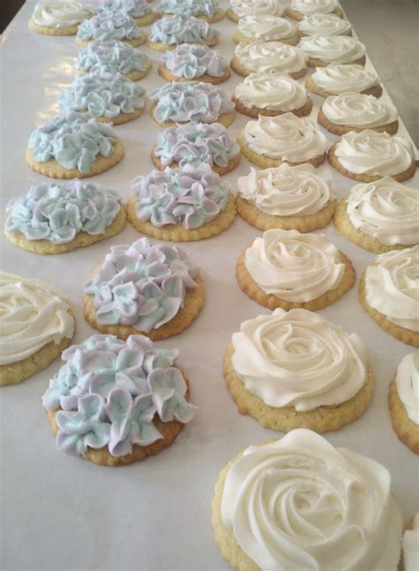 Wedding Cookies by Wedding Cookies Dust With Flour