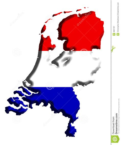 netherlands map clipart netherlands map royalty free stock photography image