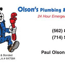 olson s plumbing and rooter 45 reviews plumbing