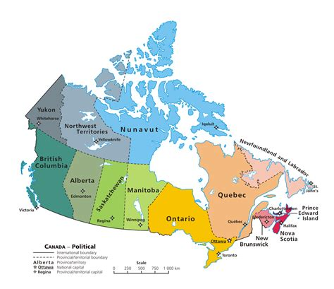 map pf canada file political map of canada png