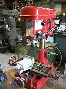 Central Machinery Drill Milling Machine Ebay