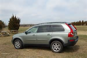 2006 Volvo Xc90 Gas Mileage 2006 Volvo Xc90 Test Review Opinions Road Test Volvo Xc 90