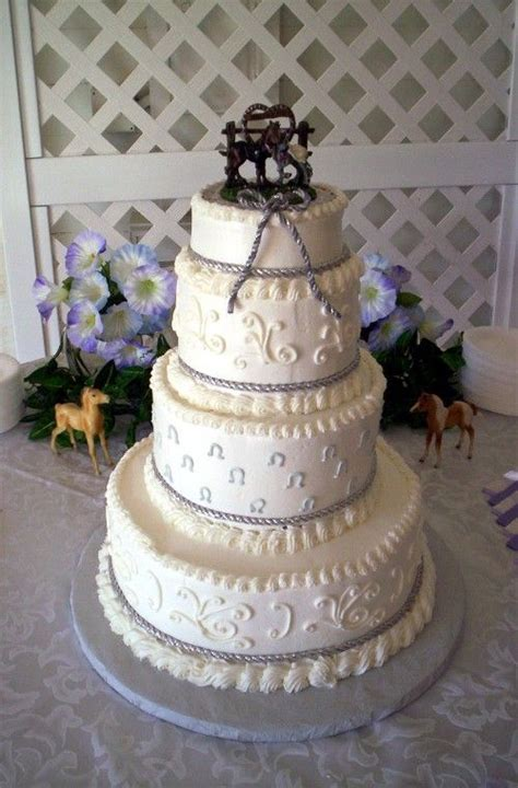 western cowboy style cakes inspiration project wedding forums