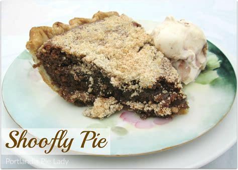 shoo recipe shoo fly pie