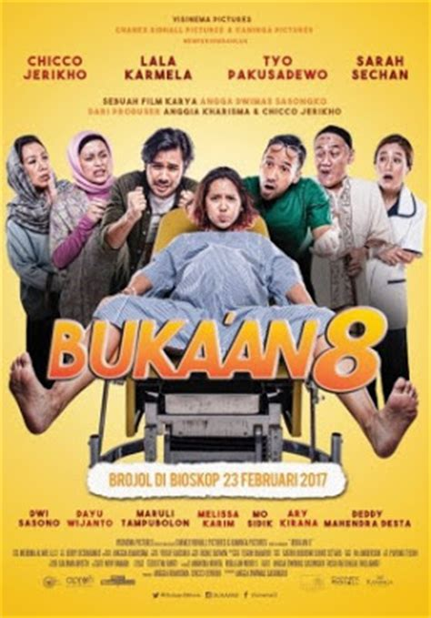 film indonesia komedi 2017 download film bukaan 8 2017 full movie download film