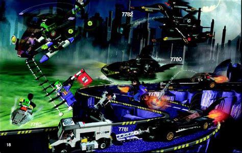 Lego Batman 7779 lego pursuit 7779 batman