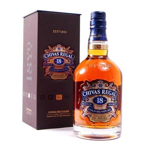 chivas regal chivas regal 18 the aspiring gentleman